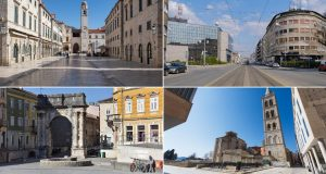 Koronavirus: Hrvatska u strahu: Gradovi su prazni, a bez maske nikuda...