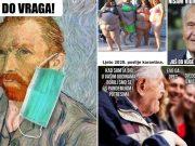 Hrvati humorom protiv korone i potresa: Smijeh je lijek
