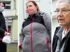 Potres u Zagrebu: 'Pobjegli smo s malom bebom u rukama'