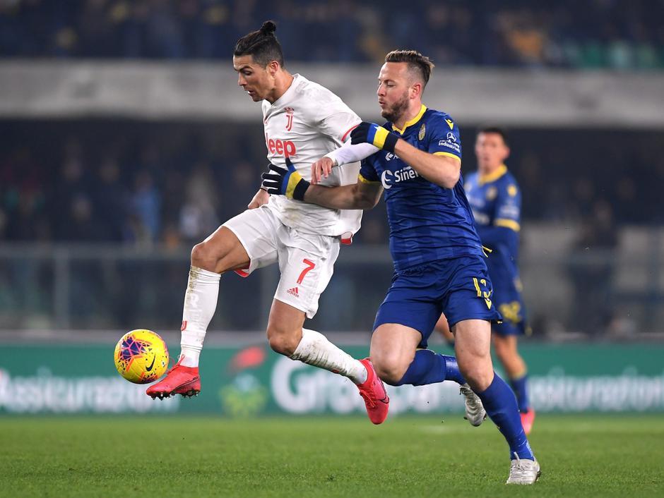 Serie A - Hellas Verona v Juventus | Autor: ALBERTO LINGRIA/REUTERS/PIXSELL/REUTERS/PIXSELL