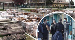 Akcija Bad Blue Boysa, doniraju crijepove pogođenima u potresu