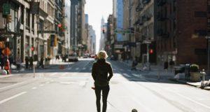 Koronavirus: New York: 'Korona buja, bolovi su strašni, a grad je sablastan'