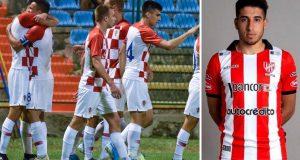 Mateo Bajamich: Želim igrati za hrvatsku reprezentaciju
