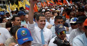 U Venezueli policija zaustavila skup predvođen Guaidom...