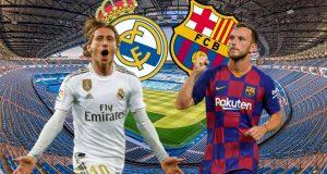 La liga: Real - Barcelona, Ivan Rakitić bolji od Luke Modrića