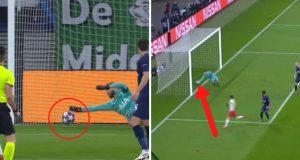 Lloris užasnim reakcijama poklonio golove Leipzigu...