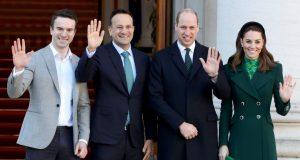 Princ William u Irskoj, prvi kraljevski posjet nakon Brexita