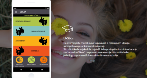 Besplatna aplikacija za pomoć djeci ako su tužna i tjeskobna