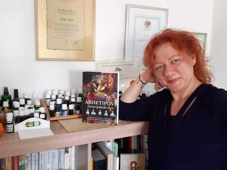 Zrinka Jezdić, aromaterapeutkinja | Author: Privatna arhiva