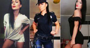 Srpsku policajku prati 50.000 ljudi: Sad bi svi u kriminalce