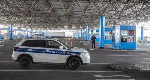Zatvorena je granica s Bosnom i Hercegovinom u Metkoviću?