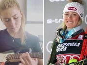 Koronavirus: Skijašica Shiffrin zasvirala je gitaru kao podršku liječnicima