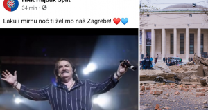 Hajduk poručio Zagrebu: Laka ti i mirna noć!