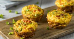 Brzi i ukusni muffini od jaja jednako fini topli i hladni