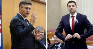 'To što je Bernardić rekao ne bi rekao niti jedan član HDZ-a'