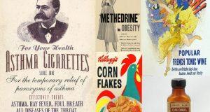 Evo nekih bizarnih lijekova koji su se nekada koristili