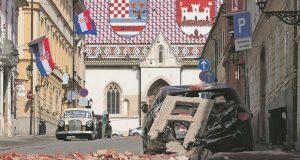 U POTRESU U ZAGREBU OŠTEĆENO VIŠE OD 26 TISUĆA GRAĐEVINA, NEUPORABLJIVO IH JE 1.900 'Osiguran smještaj za svakog stanovnika dok mu se sanira dom'