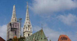 STATIČARI PREGLEDAVAJU KATEDRALU Arhitekt koji radi na obnovi jednog od simbola Zagreba: 'Do utorka ćemo znati hoće li se rušiti dio tornja'