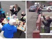 Bingo za cijelo susjedstvo! Irci znaju tulumariti i u karanteni