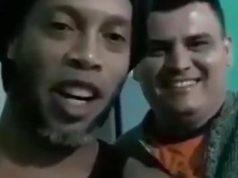 Ronaldinho iz zatvora: Pozdravljam obitelj Moraes...