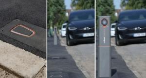 PRAKTIČNO I DISKRETNO Pop-up punjači za električne automobile na ulici mogu biti sljedeća velika stvar urbane mobilnosti