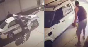VIDEO koronavirus: BiH košarkaš prao automobil za vrijeme policijskog sata