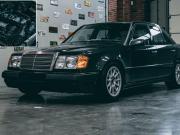 FOTO: VUK SIT I OVCE CIJELE Ako se nikad niste mogli odlučiti za BMW ili Mercedes ovaj Hartge F1 ima oboje: karoseriju W124 300E i motor iz BMW-a M1!