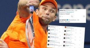 Dr. Ivo opet izdominirao: Nadal ili Federer? Nijedan, volim cure