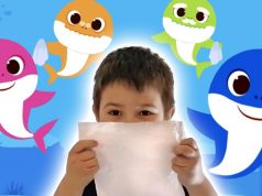 Mališani obradili Baby Shark: 'Operite ruke doo, doo, doo'