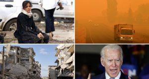 GLOBALNI DOGAĐAJI U SJENI PANDEMIJE: U Siriji kontra očekivanja primirje još traje, Biden prijeti Trumpu, a u zaboravljenom ratu civili su na udaru