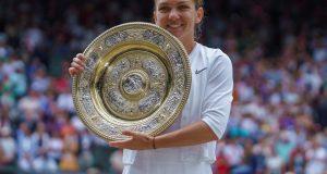 Simona Halep: Barem ću sad držati titulu Wimbledona dvije godine