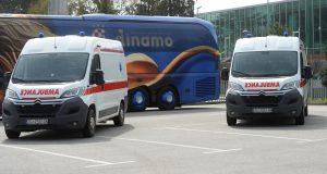 Dinamo je donirao 200 tisuća kuna bolnici SKB u Mostaru...