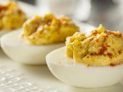 Đavolja jaja s grčkim jogurtom umjesto majoneze