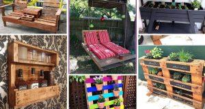 Od drvenih paleta možete napraviti svašta - 15 primjera
