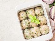 Originalne okruglice od cvjetače i riže ili kvinoje
