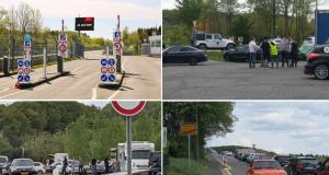 FOTO, VIDEO: Nürburgring otvorio vrata i odmah je nastao kaos! 'Nepoštivanje distance, okupljanje po parkinzima i kolone nisu ono što smo željeli!'