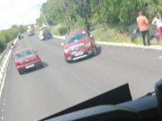 Nesreća kod Šmrike: Vozačica sletjela u kanal, ozlijeđena je