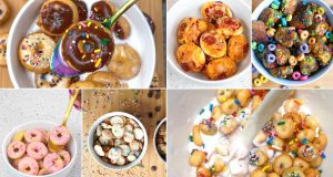Ovo je novi trend: Minijaturne žitarice u obliku krafni, pizze...