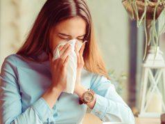 7 načina kako razlikovati prehladu od alergije