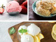 Tri recepta za sladoled bez šećera, mlijeka i jaja