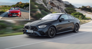 FOTO, VIDEO: Ljepotani u novom ruhu su spremni za stazu i rivijere! Mercedes je predstavio osvježeno izdanje E-klase u izvedbama coupe i cabriolet