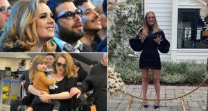 Adele i bivši suprug Simon Konecki žive u istoj ulici: 'Sve to rade zbog sinčića Angela'