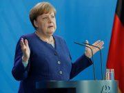 Merkel ustraje na zadržavanju osnovnih mjera sprječavanja širenja zaraze koronavirusa i nakon 5. lipnja unatoč otporu nekih saveznih pokrajina