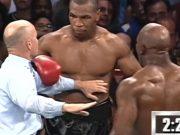 Evander Holyfield provocira Tysona: Da ga izazovem, rekli bi da sam nasilnik