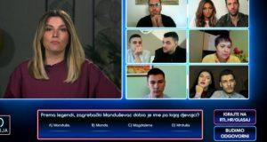 Kviz '10 pitanja': Nisu znali po kojoj djevojci je zagrebački Manduševac dobio ime