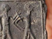 Šestogodišnjak našao glinenu pločicu staru 3500 godina