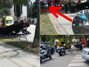Mad Max Split: Bježali policiji bez vozačke, u autu našli i nož