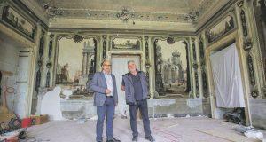 FOTO: NOVI POČETAK PALAČE ŠEĆERA 'Obnova je uskoro gotova! Ono što je Puli Arena, a Splitu Dioklecijanova palača, to je za nas Riječane ova ljepotica'