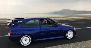 JESTE LI ZNALI? Zašto kultni Ford Escort Cosworth ipak nije došao s originalnim trostrukim stražnjim krilom otkriva njegov dizajner Frank Stephenson
