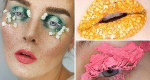Novi trend u šminkanju: Kako vam se sviđa?